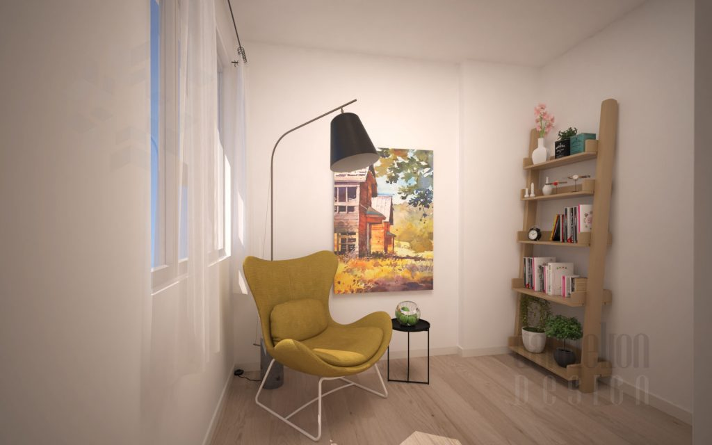 Thiet ke thi cong noi that can ho - residential interior design ms Quynh 11