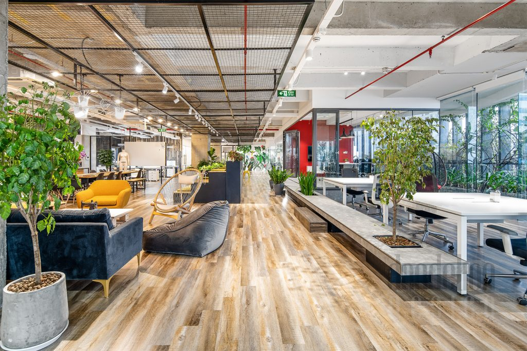 office Interior design MENSA INDUSTRIES DANANG 4